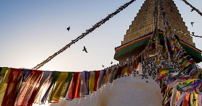 Colors of Kathmandu available at Bodhi Tours and Treks