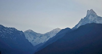 Annapurna Base Camp available at Bodhi Tours and Treks